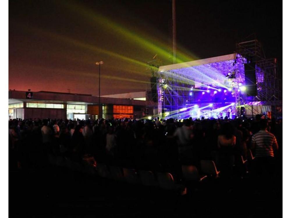 Organizzazione di eventi e concerti