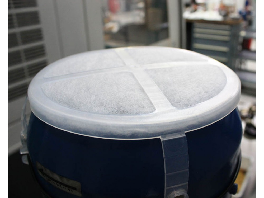 Filtro in polipropilene per la protezione di motori elettrici