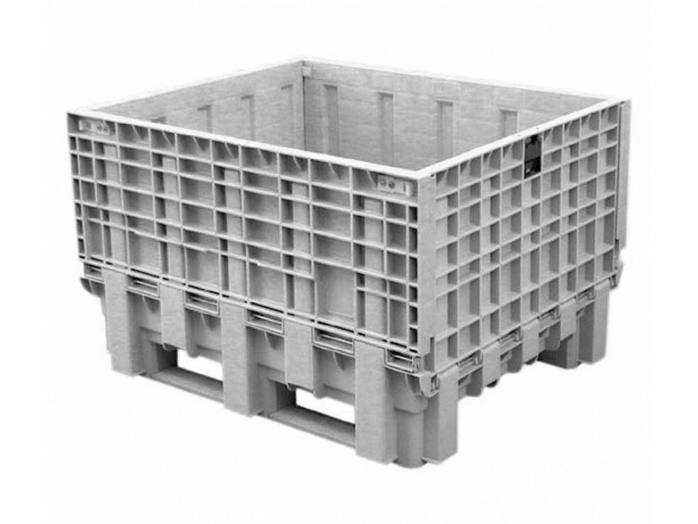 Casse pallet industriali abbattibili PEHD CTA 760 Box