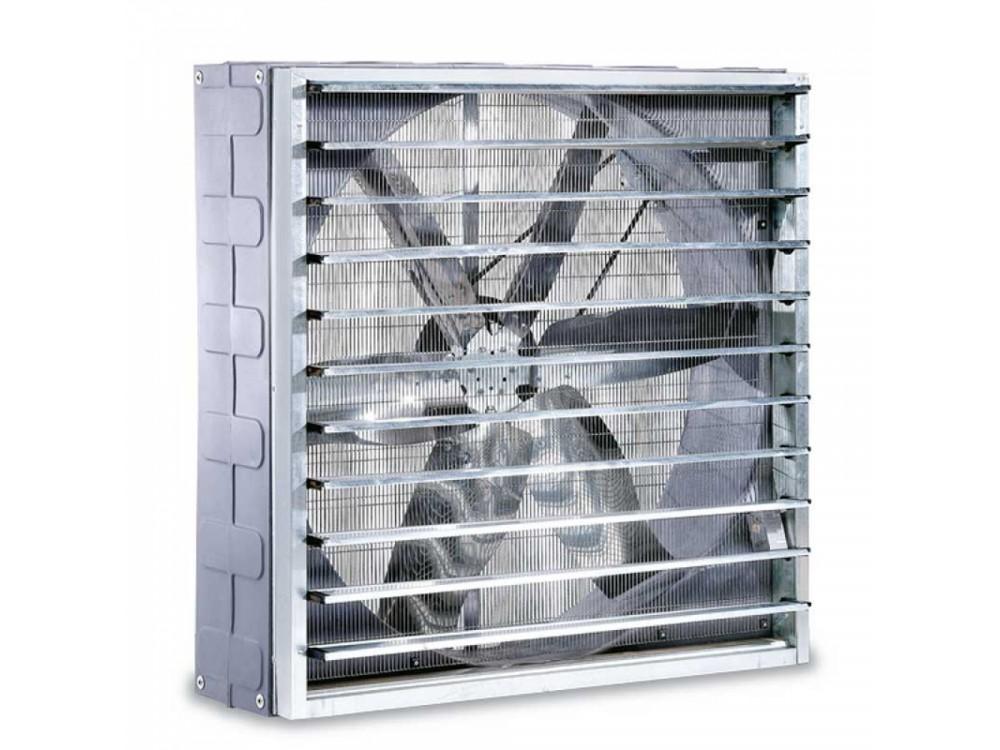 Ventilatori a parete in acciaio inox
