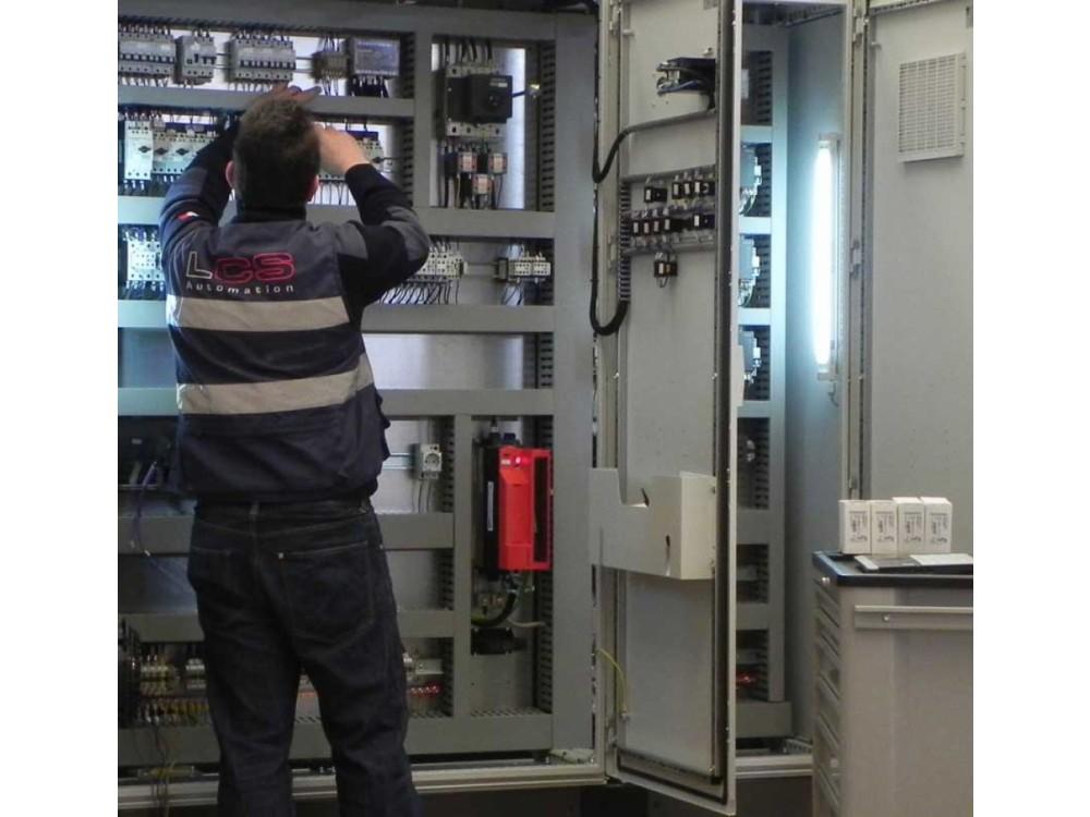 Quadri e impianti elettrici industriali