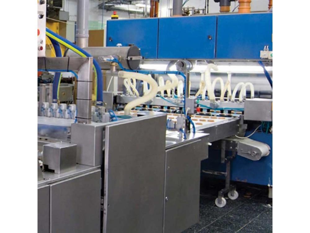 Ruote per macchinari industriali con carichi medi