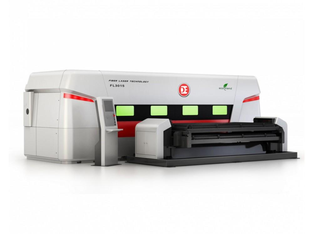 Macchina taglio laser fibra FL3015