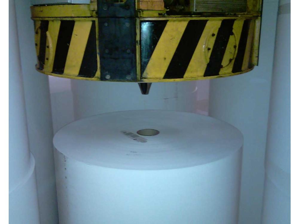 Revamping di magazzino automatico cartario