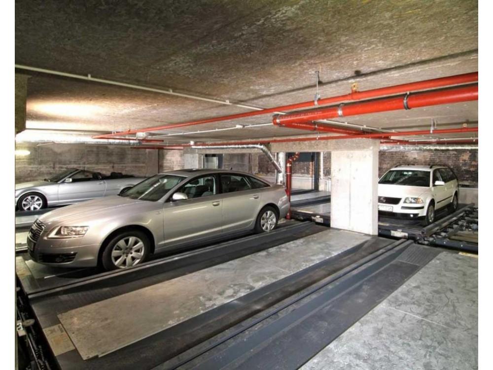 Sistema di parcheggio automatizzato Levelelparker 570 per 10-50 auto