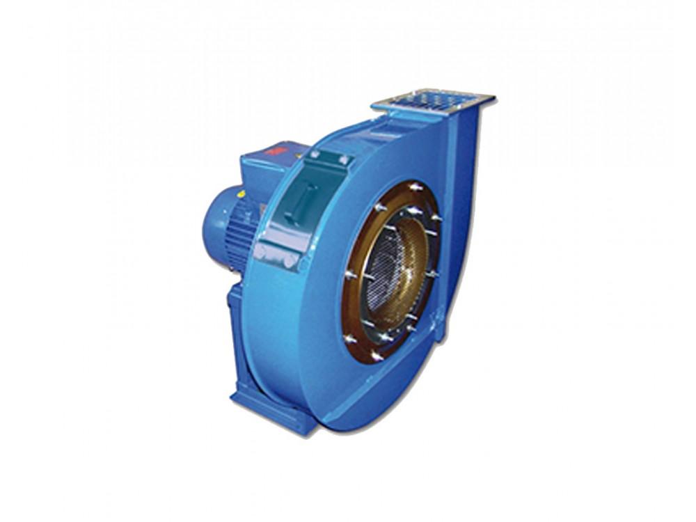 Ventilatore centrifugo a pale rovesce per ambienti esplosivi SI-Back Atex
