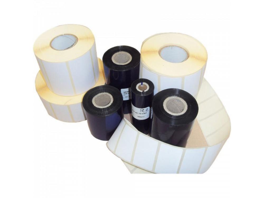 Una vasta gamma di etichette per stampanti termiche e laser