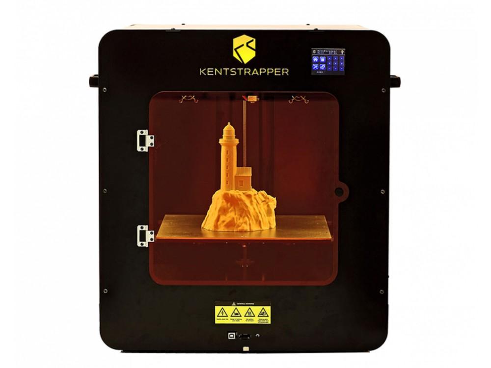 Stampante 3D con sistema di auto-calibrazione