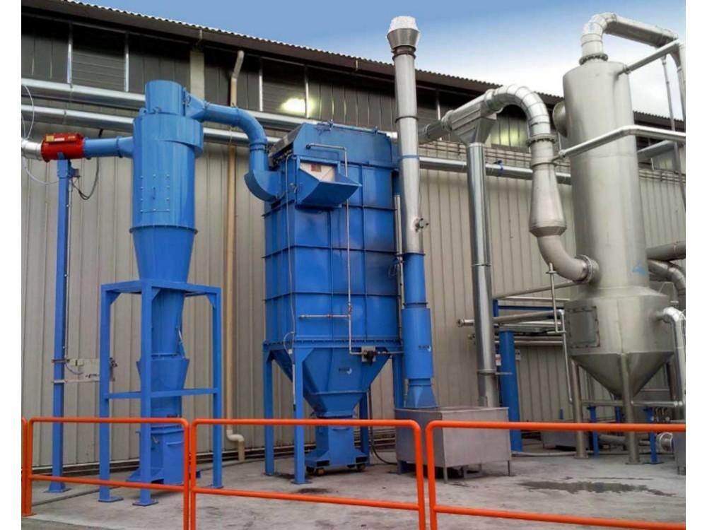 Depolverazione ATEX per polveri di acciaio