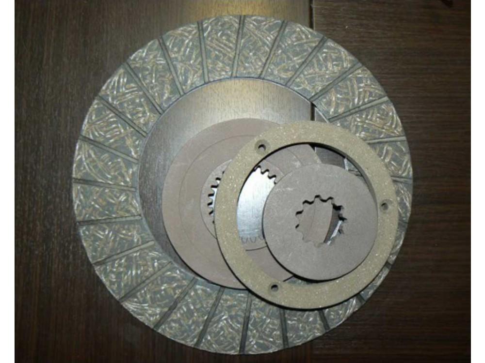 Anelli e dischi forati e pieni in mescole varie