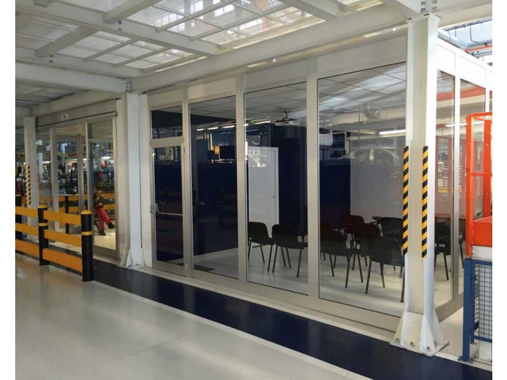 Allestimento ufficio per area di formazione