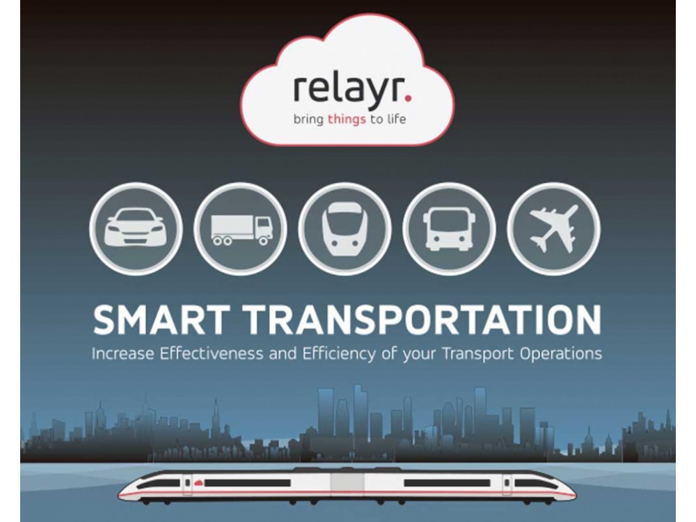 Soluzione IoT Smart Transportation industriale