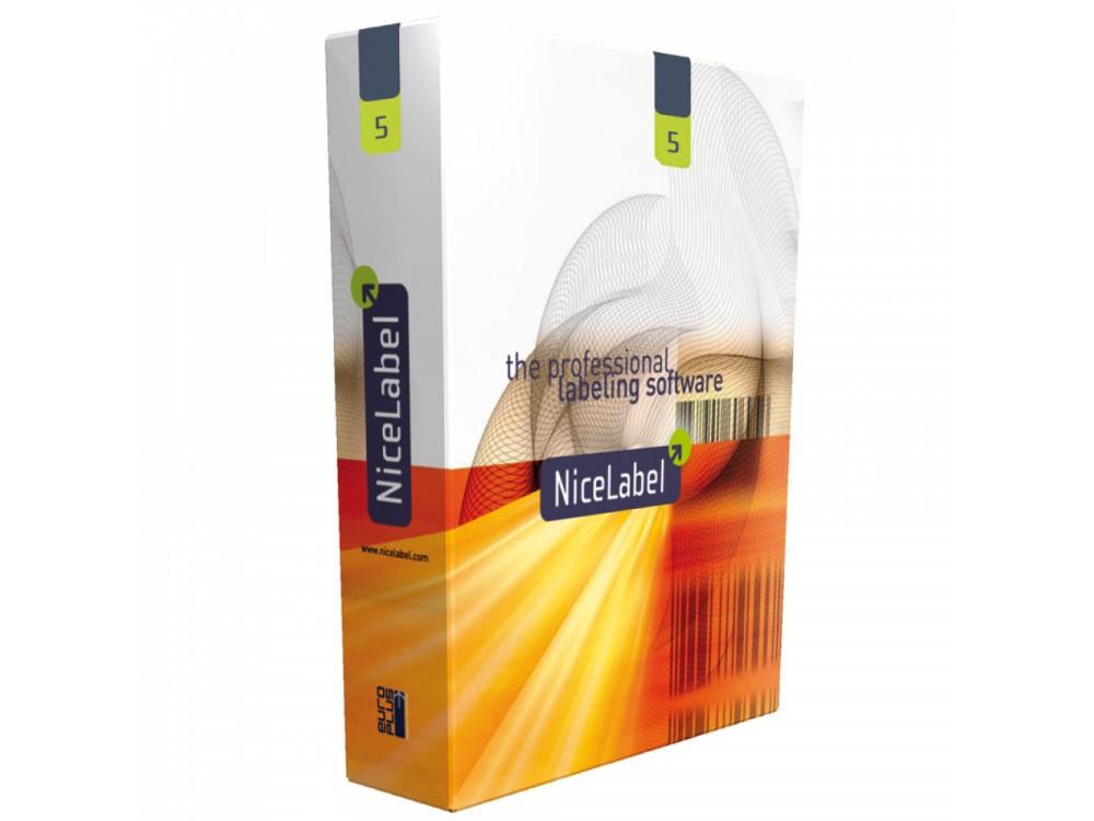 Software completo Nicelabel per la creazione e la gestione di etichette industriali