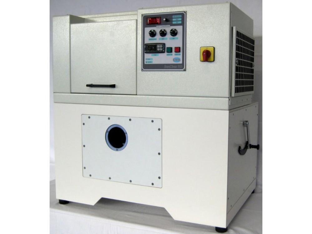 Camera climatica per test di esposizione accelerata