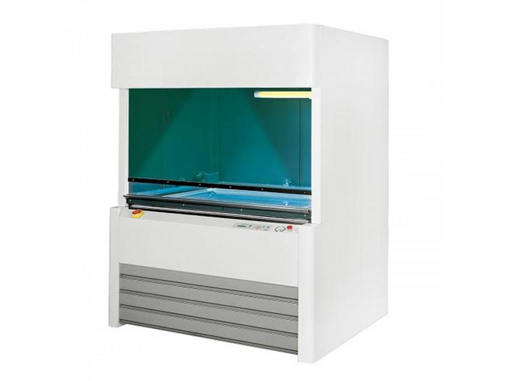 Sistema di esposizione a lampada UV per lastre