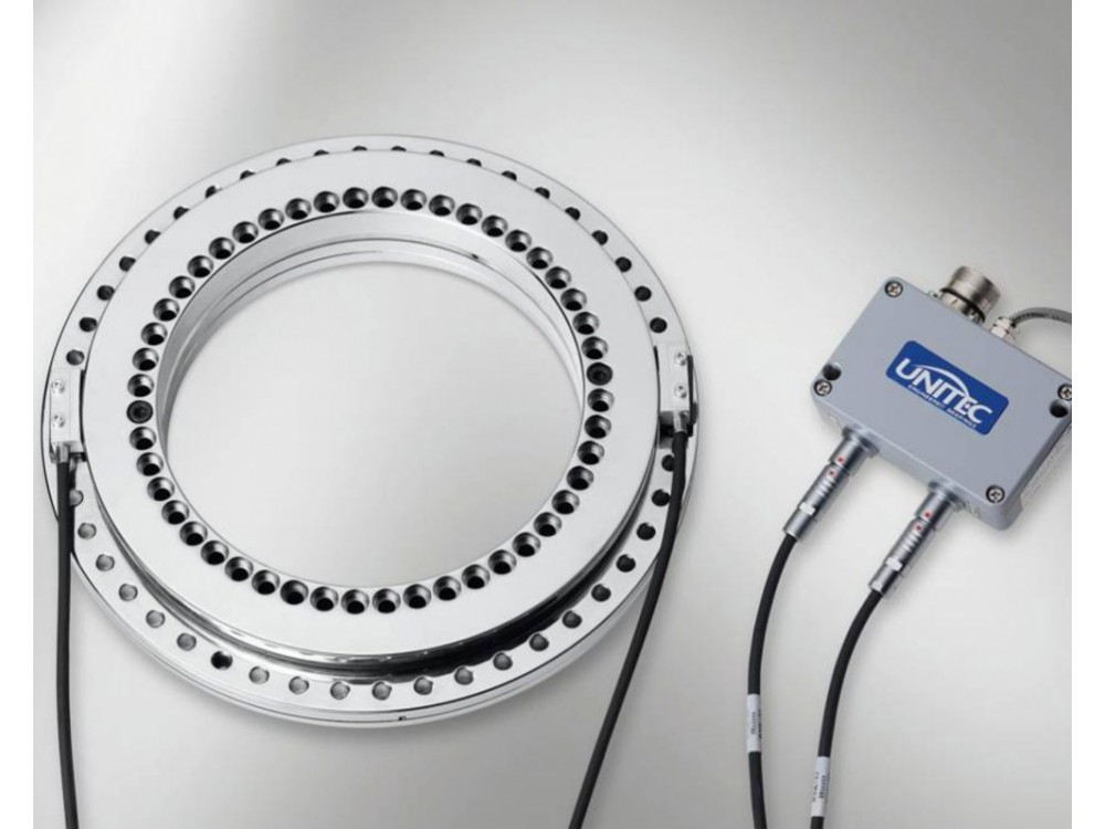 Cuscinetti di precisione con sistema di misura angolare integrato AMS