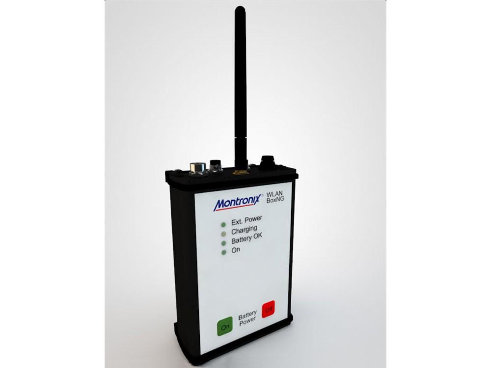 Sistema wireless di monitoraggio delle vibrazioni