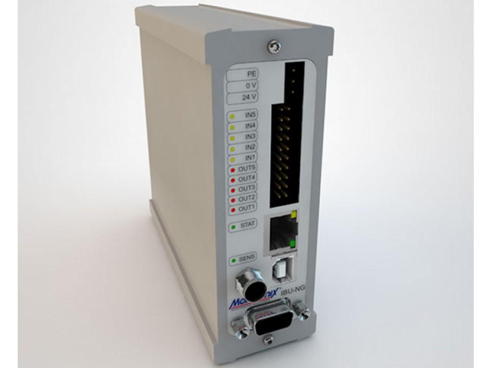 Sistema fisso di diagnostica per macchine e impianti