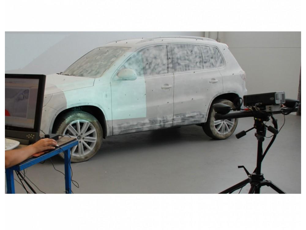 Sistemi di digitalizzazione 3D