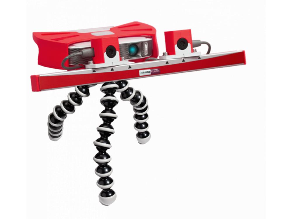 Sistemi di scansione 3D consulenza e vendita