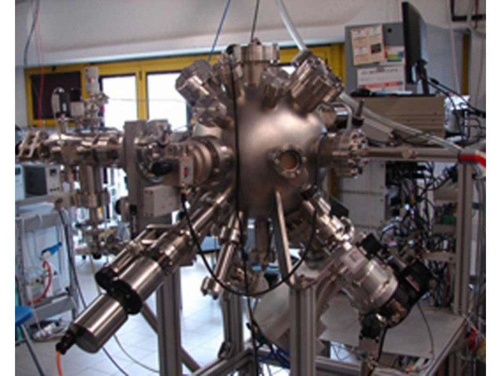 Sistema completo di rivestimento al plasma Twin Spark