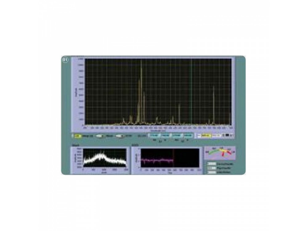 Spettrometro al plasma PLSP
