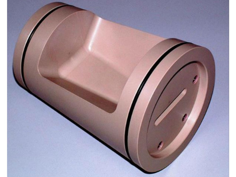 Valvola alimentare in tecnopolimero Peek-ST500