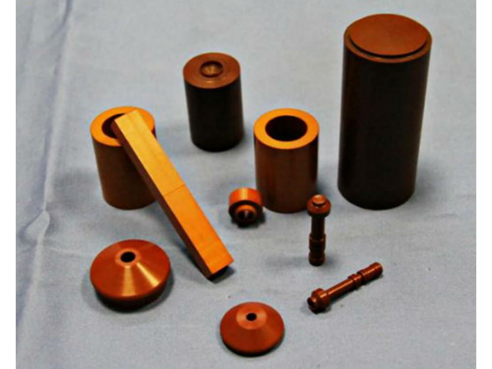 Componenti in poliimmide termoindurente Meldin 7000
