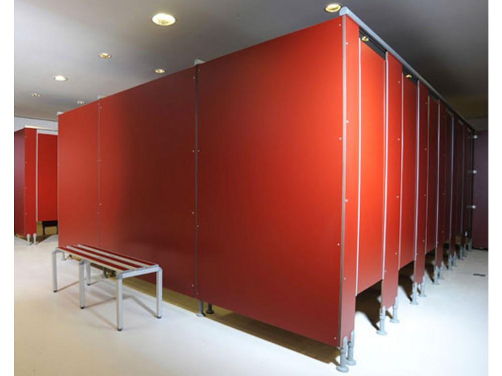 Arredi modulari per bagni e spogliatoi tutti i fornitori for Arredo spogliatoi