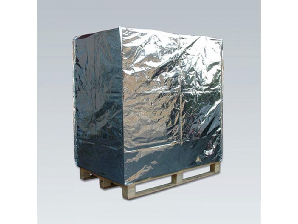 Copripallet termico per il mercato ortofrutticolo
