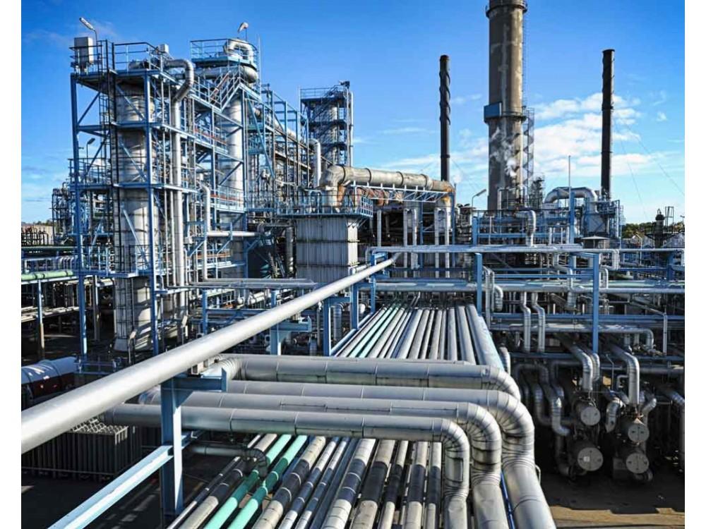 Servizi di certificazione impianti nel settore petrolchimico
