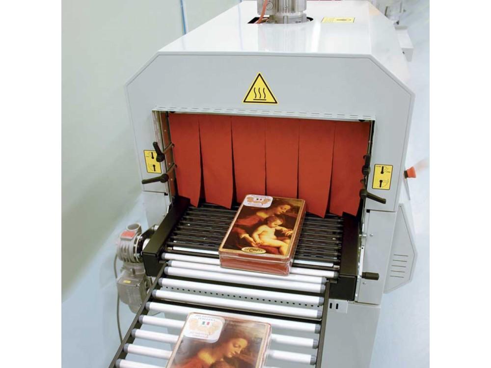 Tunnel di termoretrazione monocamera T450
