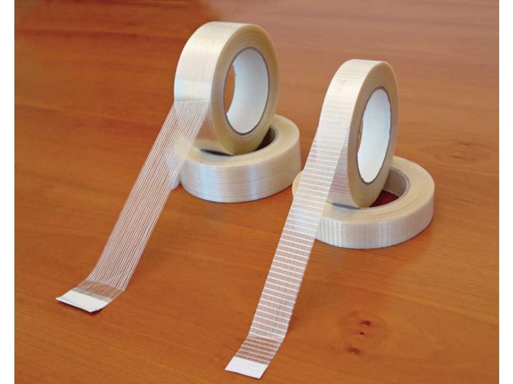 Nastri adesivi tecnici tramati e unidirezionali