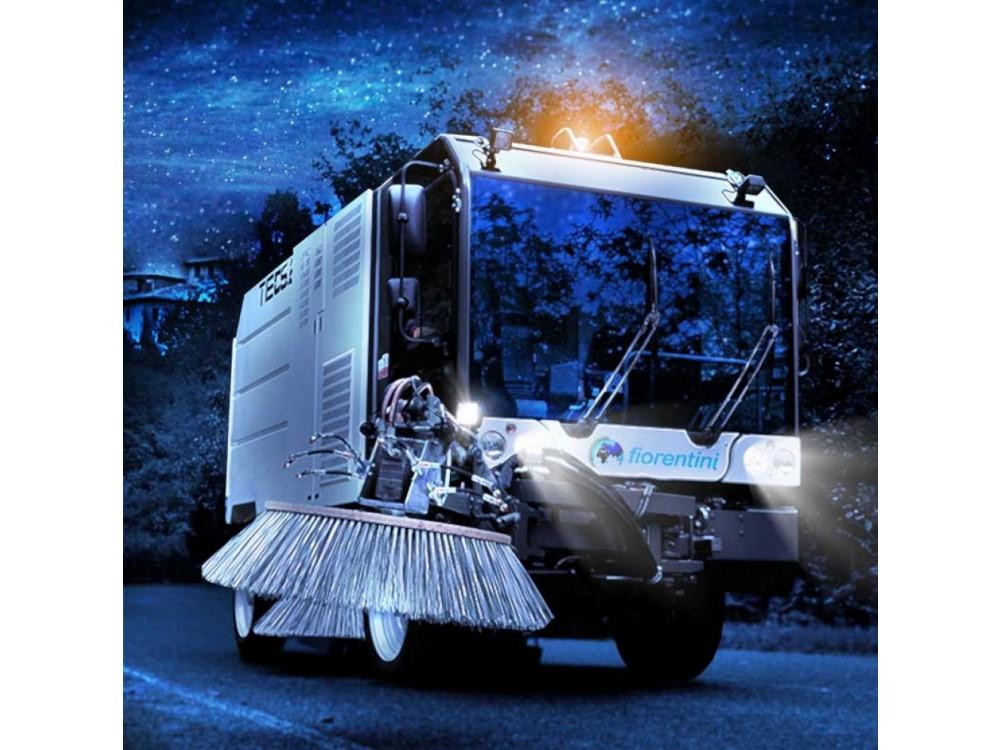 Spazzatrice stradale ecologica S500