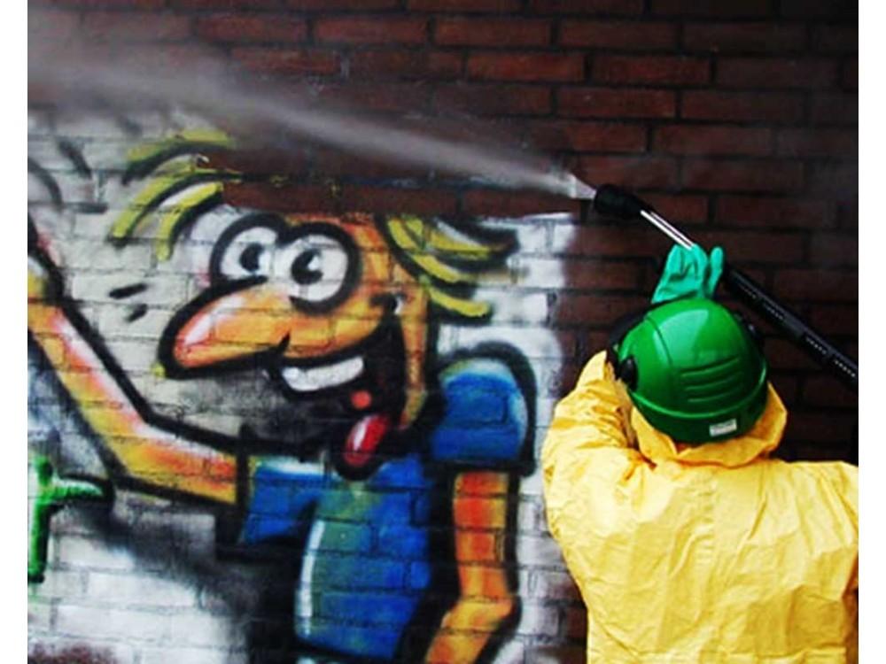 Prodotti specifici per la rimozione dei graffiti