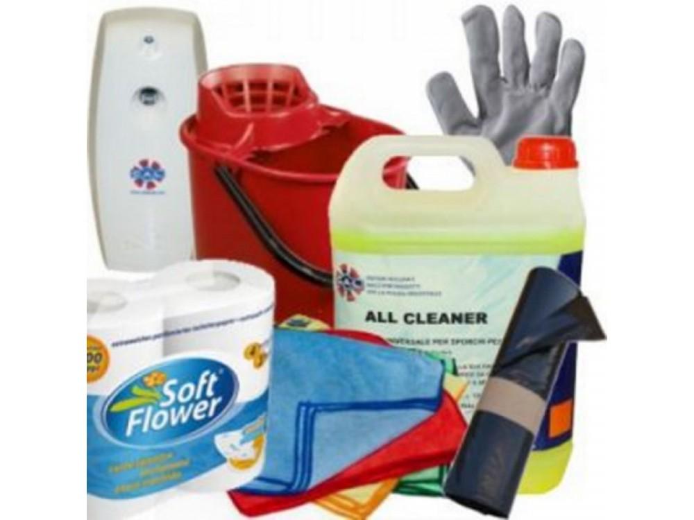 Pulizia: detergenti-sgrassanti-smacchianti