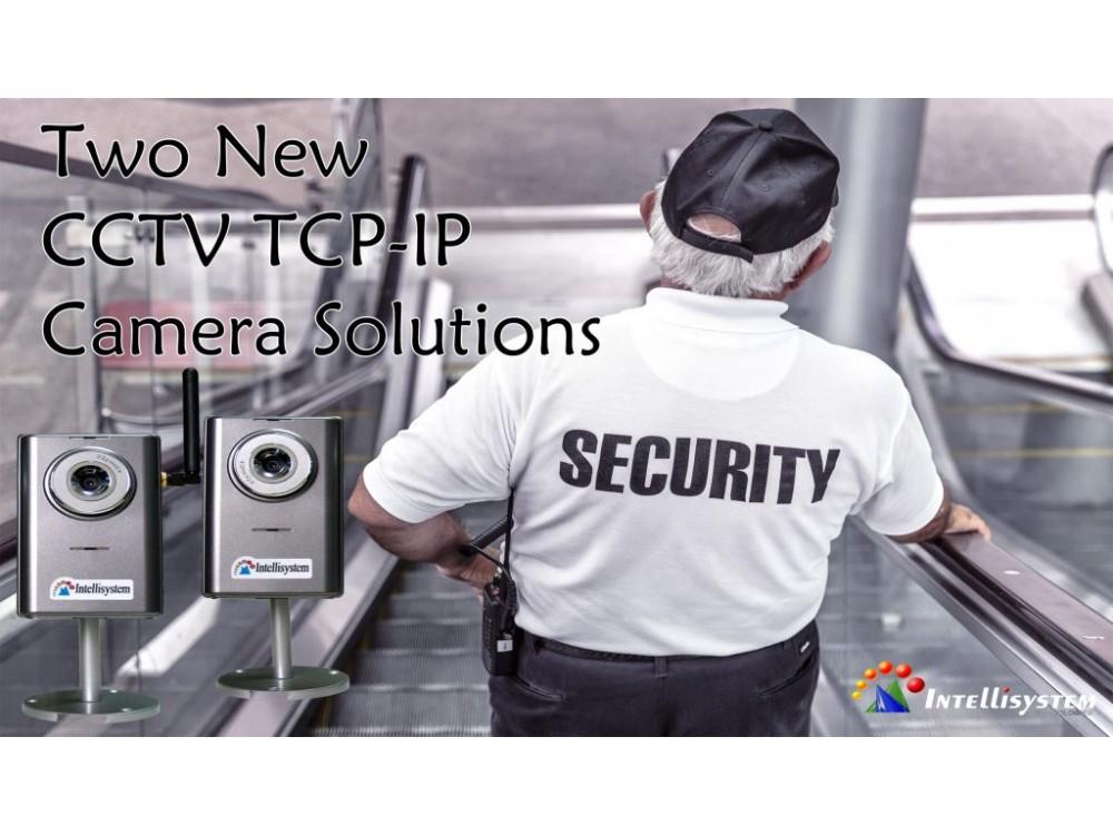 Videocamera di sorveglianza CCTV TCP-IP