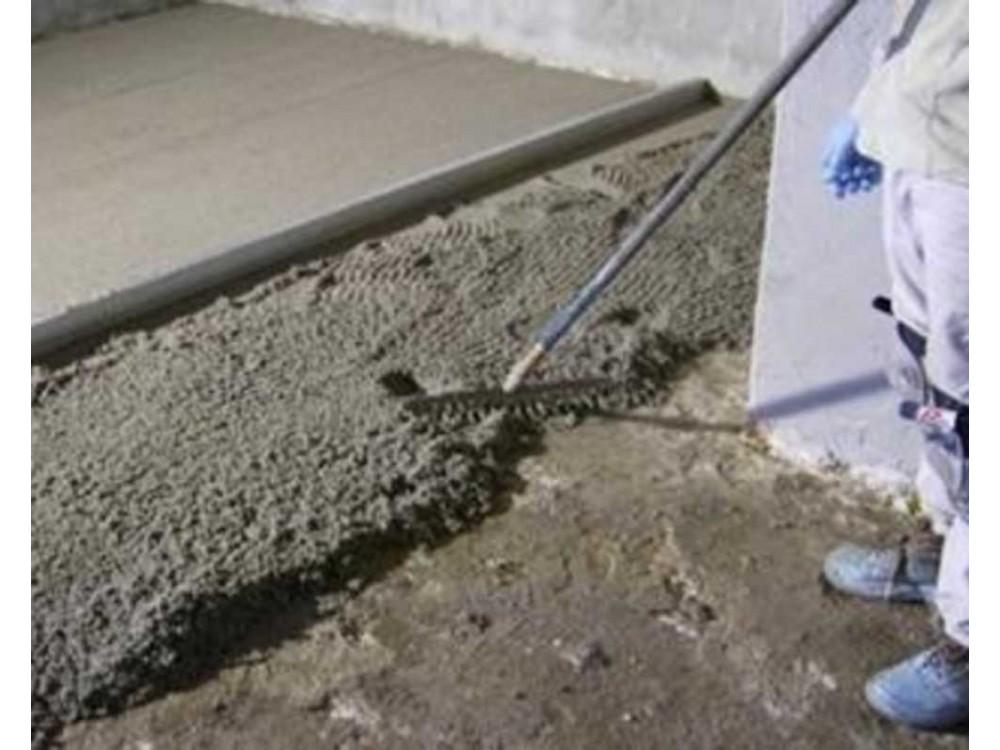 Consolidamento di pavimento industriale