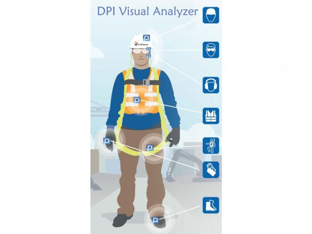 Trasponder RFID per la sicurezza nei cantieri industriali e civili