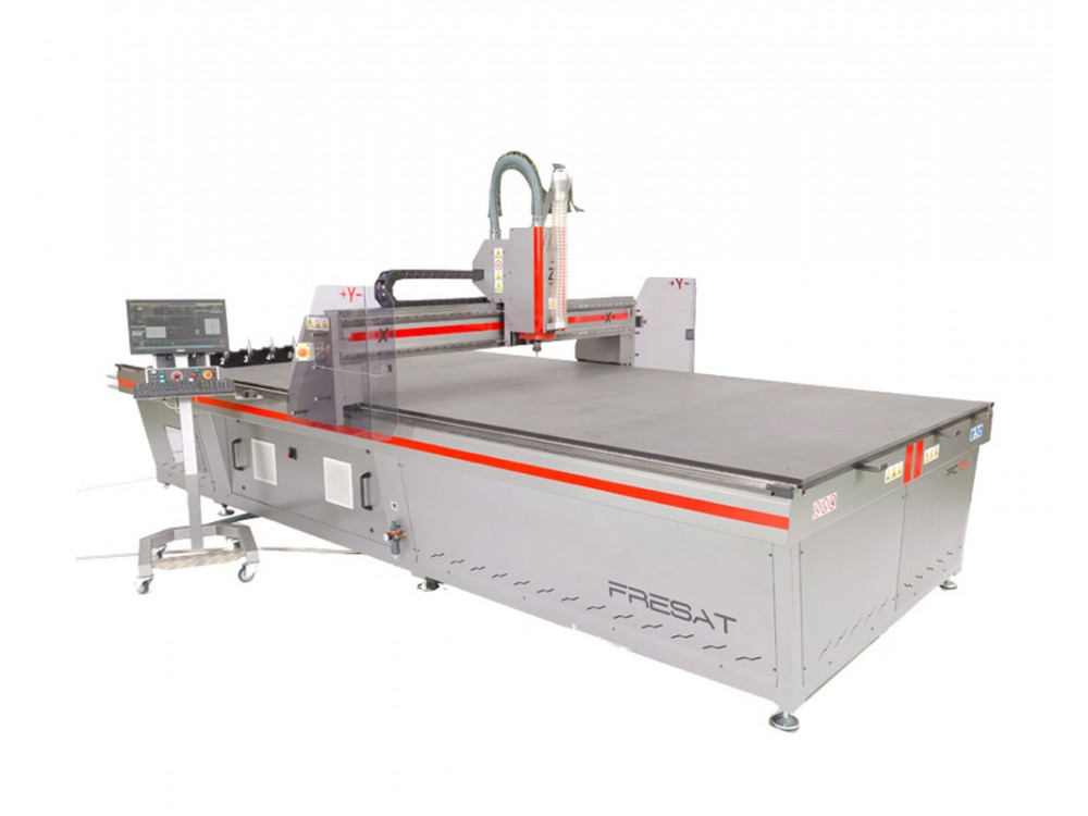 Macchina CNC fresatrice Fresat per grandi pannellature di serie