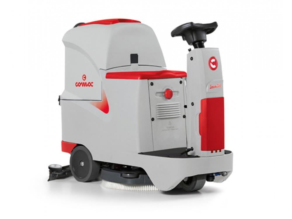 Lavasciuga pavimenti compatta per aree medie COMAC Innova 55