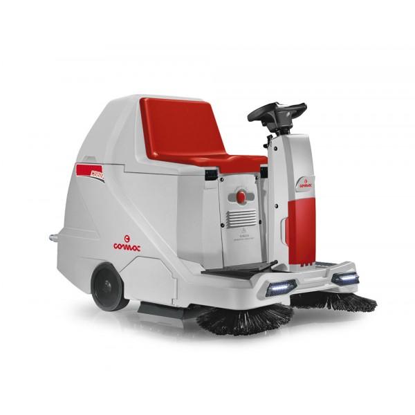 COMAC CS60 Ride On Sweeping Machine For Internal External