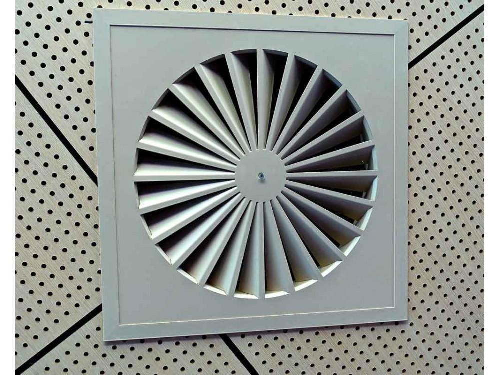 Estrattore d'aria a parete