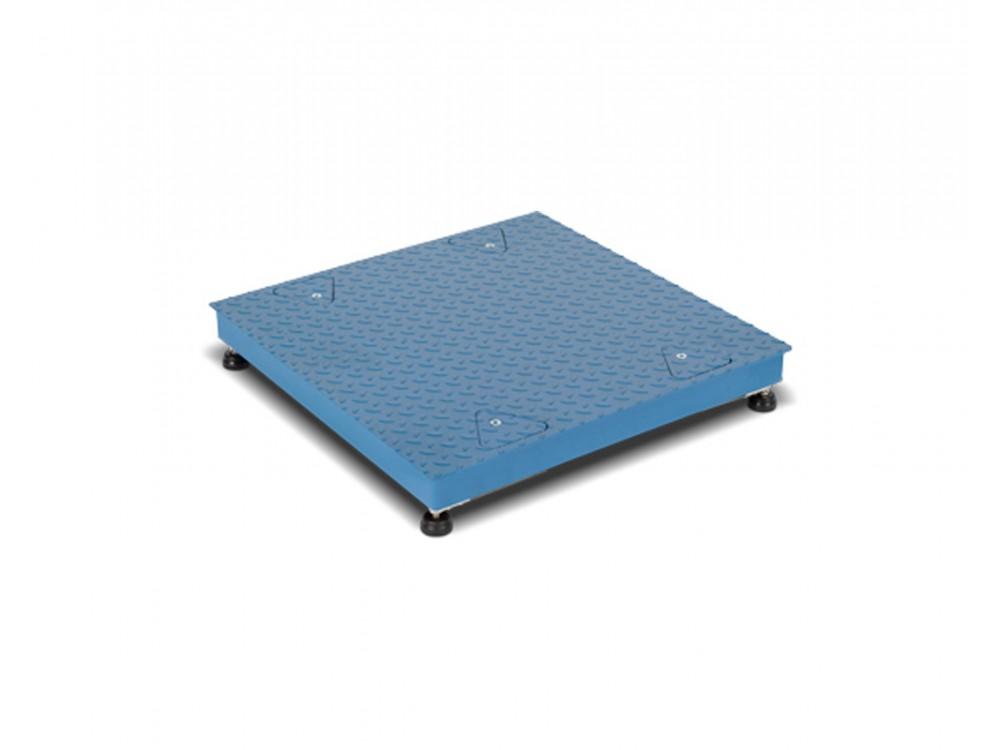 Piattaforma di pesatura monoblocco