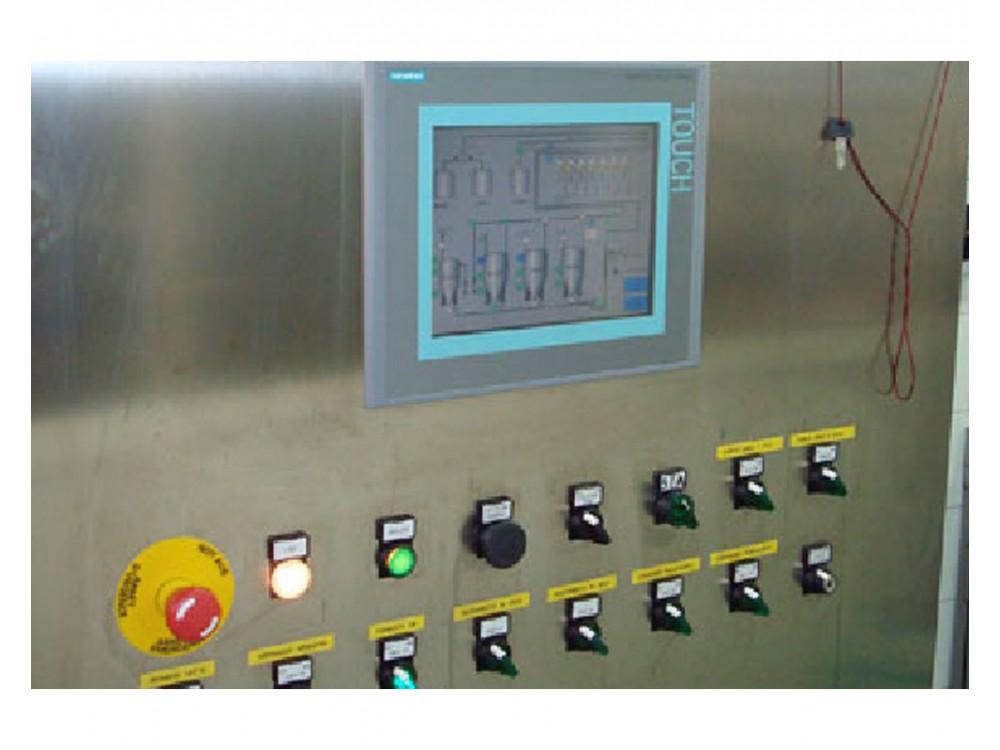 Progettazione e realizzazione impianti e quadri elettrici