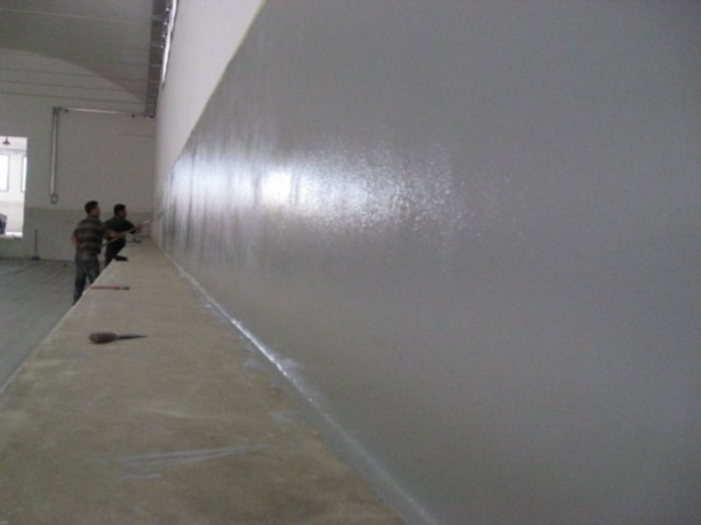 Vernici e rivestimenti verticali Permacoat industriale