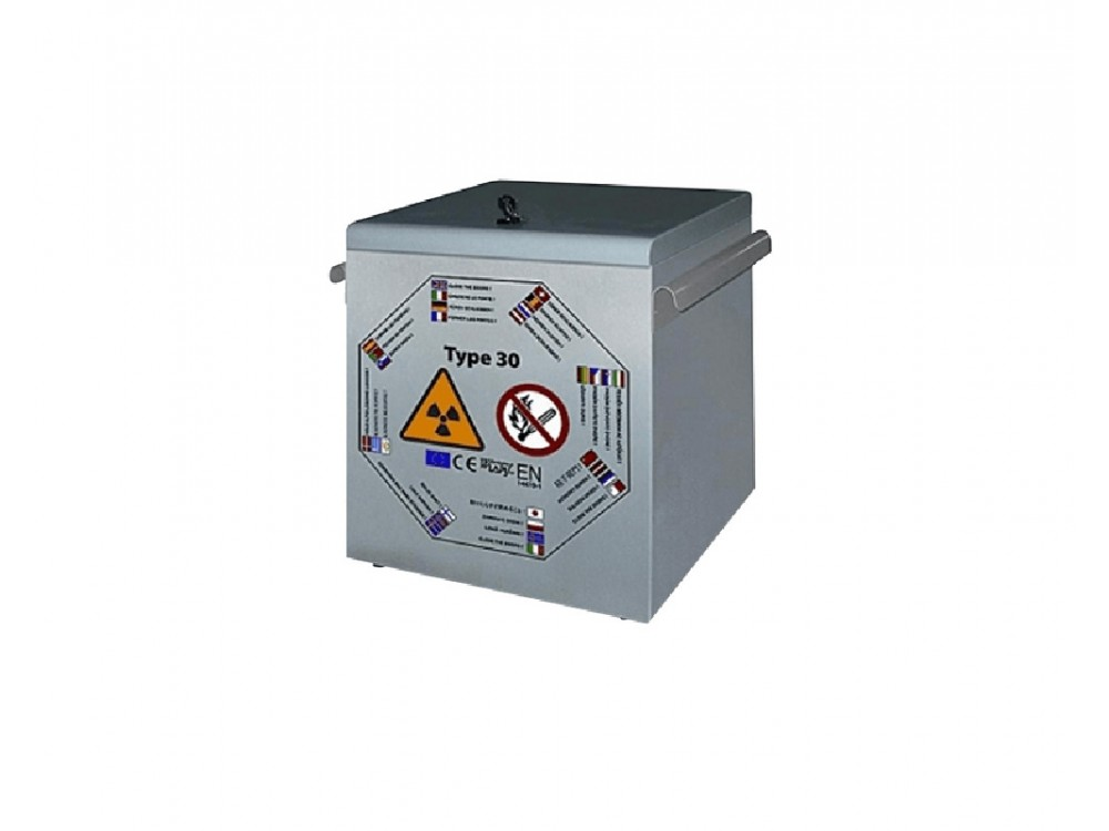 Armadio di sicurezza per prodotti infiammabili e radioattivi