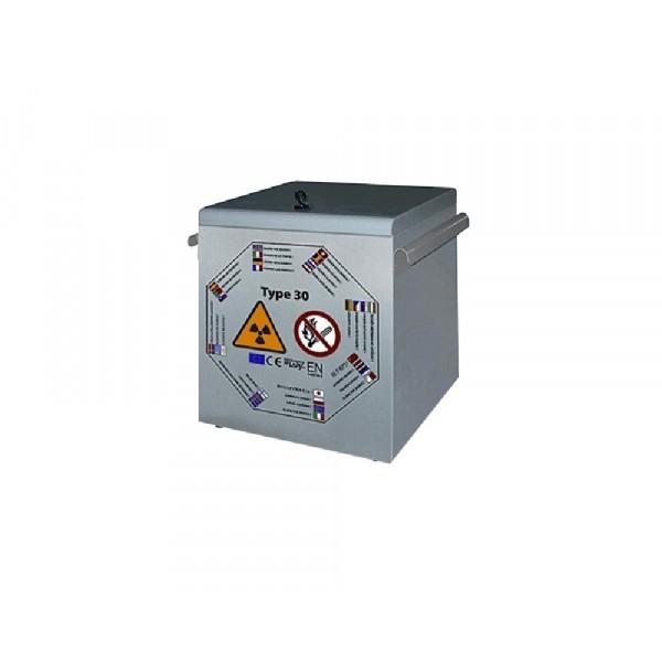 armadio di sicurezza per prodotti infiammabili e radioattivi - pack