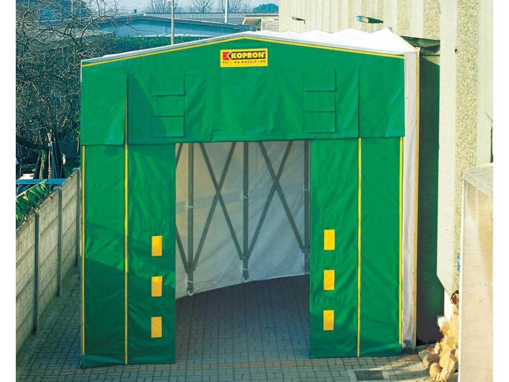 Tunnel isotermici a chiocciola