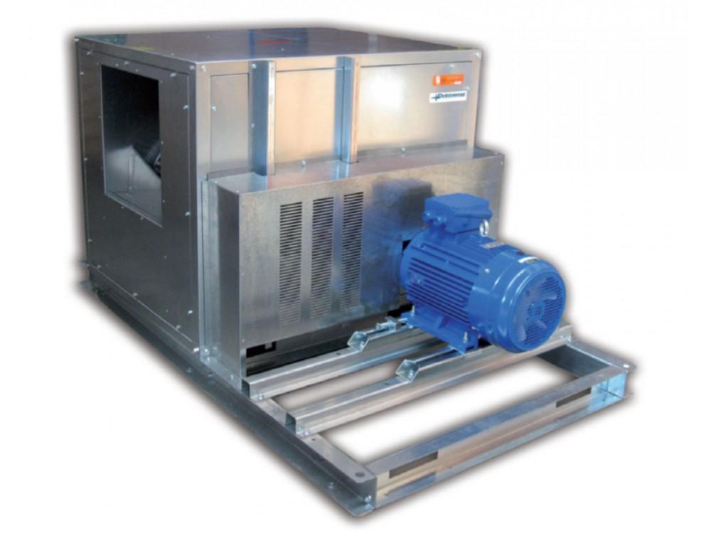 Ventilatore cassonato per fumi d'incendio Box-HT